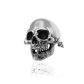 Cannibal Skull Ring