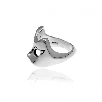 Cat Mask Ring