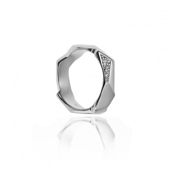 Diamond Rock Ring