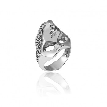 Luna Mask  Ring