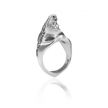 Luna Mask  Ring