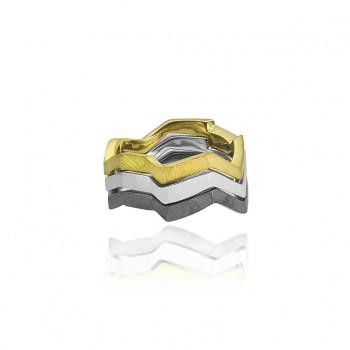 Rock-Trove Ring