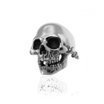 Cannibal Skull Ring