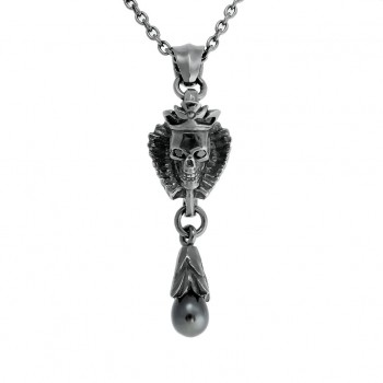 Black Queen Pendant